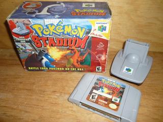 Pokemon Stadium En Caja Nintendo 64 N64