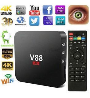 Tv Box Scishion Rk3229 V88 4k