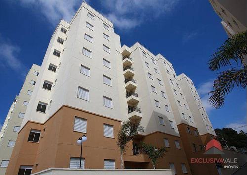 Imagem 1 de 16 de Apartamento Com 2 Dormitórios À Venda, 50 M² Por R$ 265.000,00 - Jardim Oriente - São José Dos Campos/sp - Ap3469