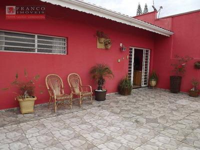 Casa Residencial À Venda, Jardim Cura D Ars, Campinas. - Ca0265