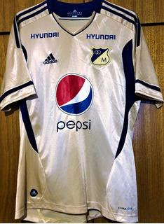 Camisa Do Millonarios 2012 Usada Em Jogo Henriquez #3