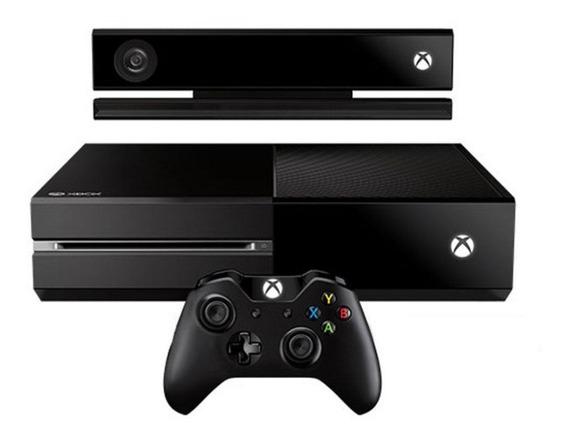 Original Xbox One Com Kinect E 2 Controles