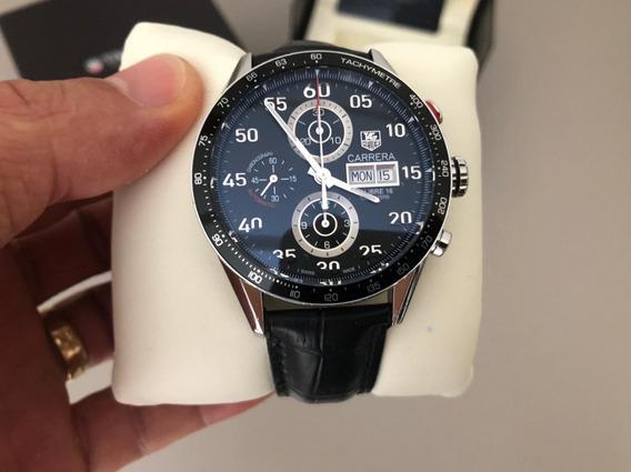 Relógio Tagheuer Carrera - 8000 À Vista