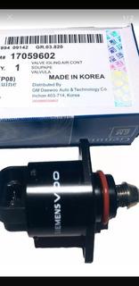 Valvula Iac Sensor Minimo Aveo Corsa Cielo Lanos Gm 15$