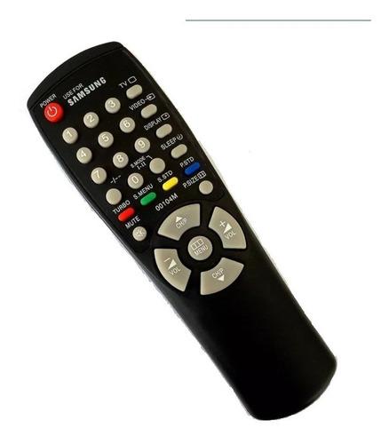 Control Remoto Universal Televisores Samsung Convencional