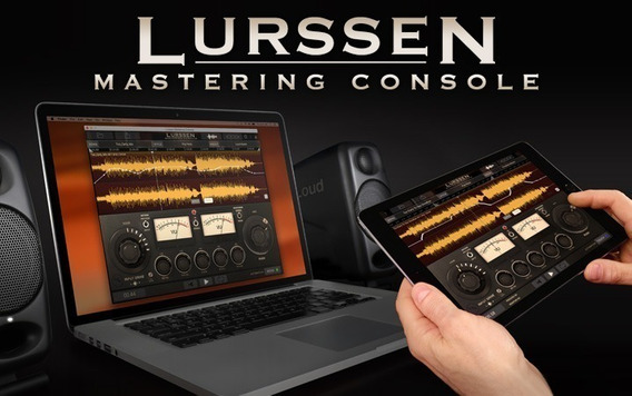 Ik Multimedia Lurssen Mastering C0ns0le