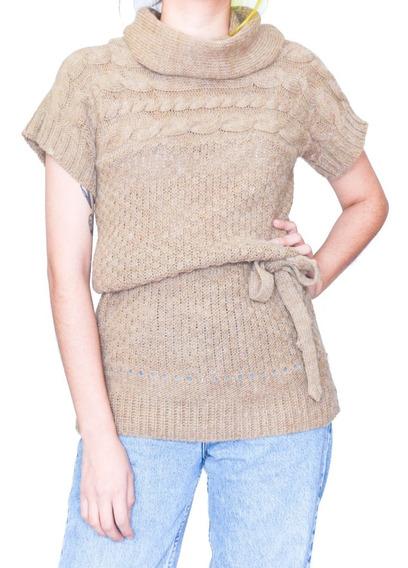 Sweater Tejido Tipo Blusa Zara