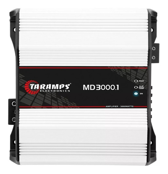 Módulo Amplificador Digital Taramps Md3000.1 Wrms 4 Ohms