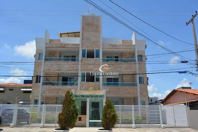 Apartamento Residencial Para Locação, Bessa, João Pessoa. - Ap0918