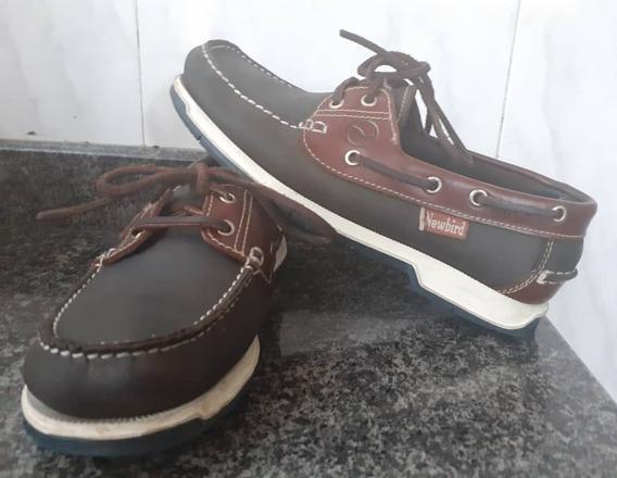 Zapatos Newbird Originales Caballero.