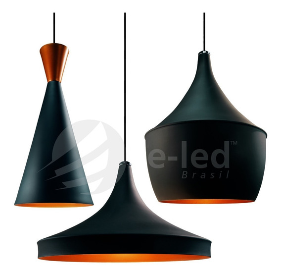 2 Pendente Miami E 3 New York Tom Dixon