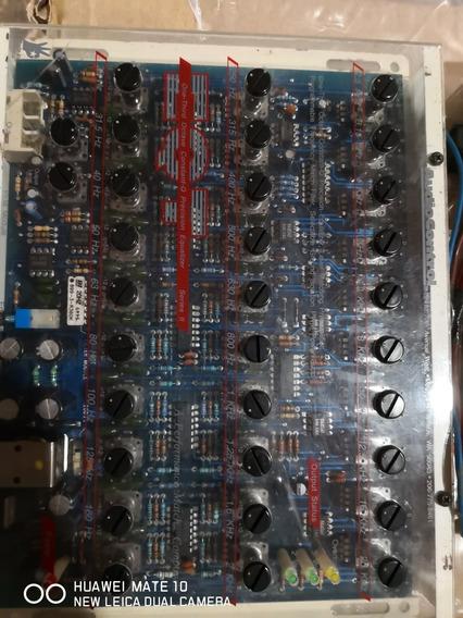 Crossover Processador Áudio Control Eqt Precision