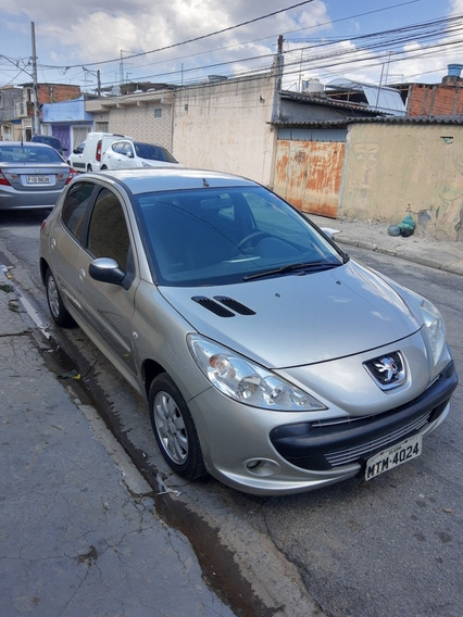 Peugeot 207 Passion 2011 1.4 Xr Flex 4p