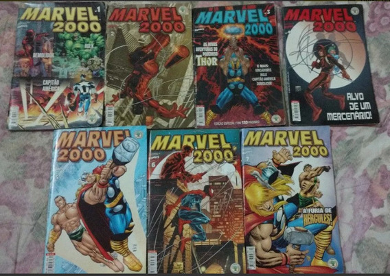 Marvel 2000 (completo)