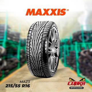 Llantas 215/55 R16 Maxxis Maz3 Con Garantía