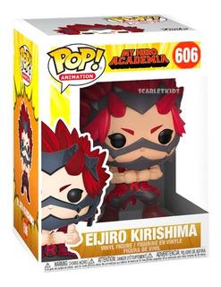 Funko Pop My Hero Academia Eijiro Kirishima 606 Scarlet Kids
