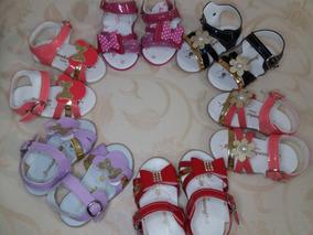 Kit 6 Calçados Sandálias Infantil Atacado Revenda
