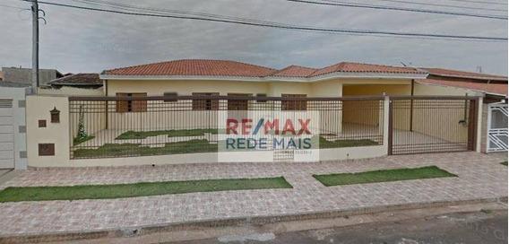 Casa À Venda, 250 M² Por R$ 650.000,00 - Jardim Itamarati - Botucatu/sp - Ca0116