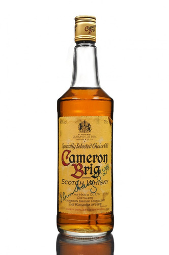 Camerom Brig S.w 70cl Specially Selected Choice Old