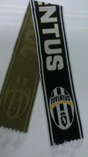 Bufandas Importadas Club Juventus Tejida