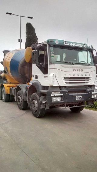 Iveco Eurotrakker 8x4 Con Trompo