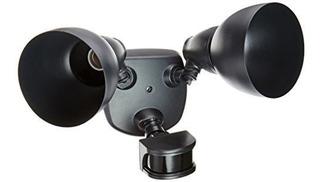 Heath Zenith Hz5718bk Sensor De Seguridad De Detección De Mo