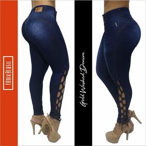 Calça Jeans Feminina Levanta Bumbum
