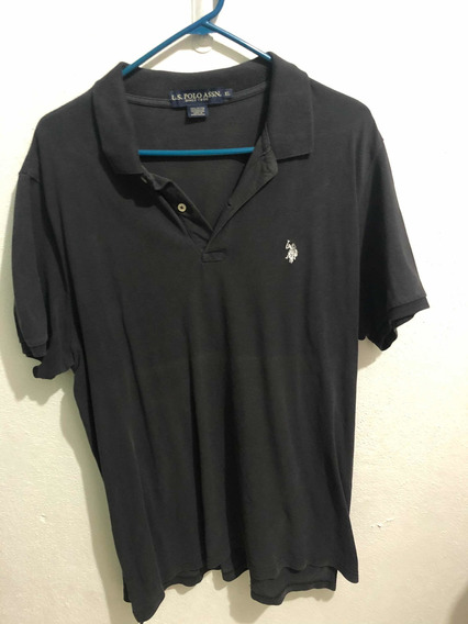 Us Polo Assn - Xl - Original - Negra.