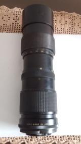 Lente Tejeobjetiva Japonesa Vivitar 58mm 85-205mm
