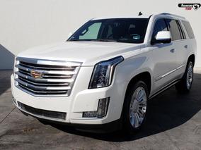Cadillac Escalade Platinum 2017 Blanco