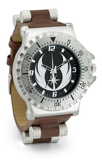 Reloj Star Wars Jedi Force Luke Rebelde Original Thinkgeek