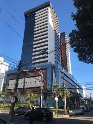 Sala Comercial Para Locação, Aldeota, Fortaleza. - Sa0035