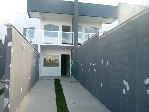 Excelente Casa Geminada Individual 2 Quartos Bairro Vale Das Orquideas - 3737
