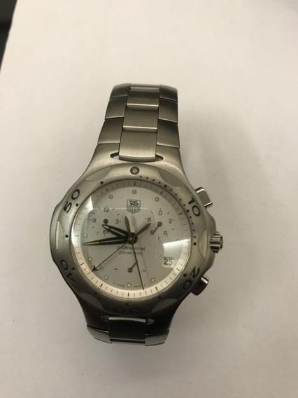 Relógio De Pulso Tag Kirium Novo Na Caixa Original