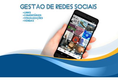 Gestão De Redes Sociais Profissional