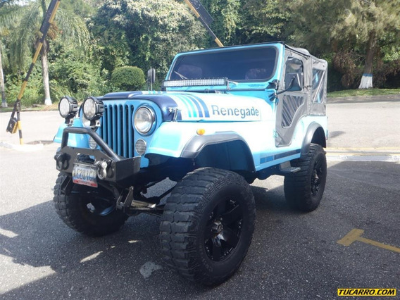 Jeep Cj Cj-5 Techo De Alona