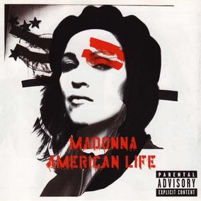 Madonna American Life Nuevo Original En Stock