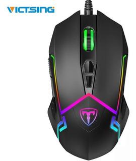 Mouse Gaming, Victsing Programable, Alta Estabilidad 7 B.