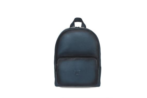 Backpack Berlin Azul Mr-bkp-berlin-som-az