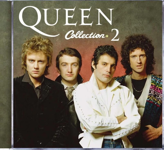 Queen Collection 2 - Cd Rock