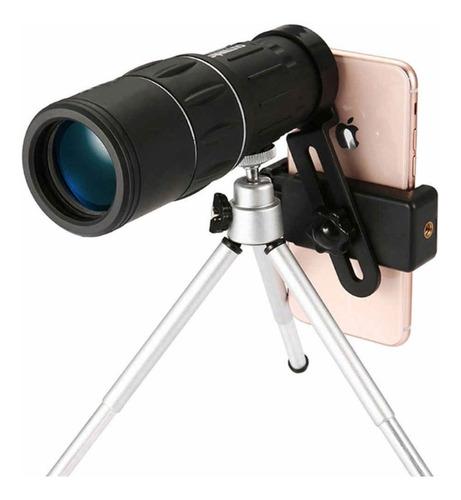 Lente Acoplable Para Teléfono Móvil Zoom 16x Telescopio