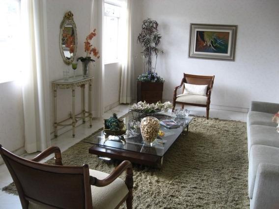Apartamento Com 4 Quartos Para Comprar No Sion Em Belo Horizonte/mg - 1437