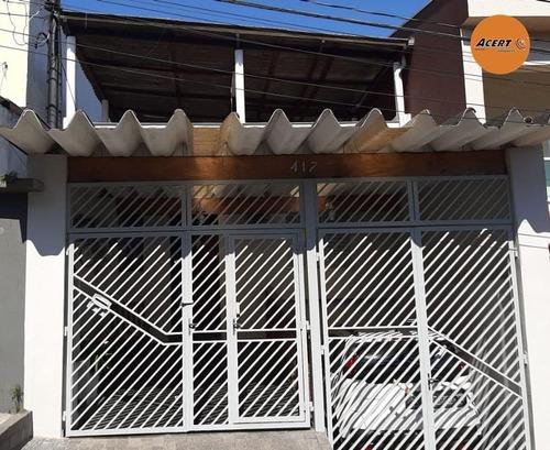 Imagem 1 de 14 de Casa Assobradada Á 300 M Da Av. Ede - Vila Ede  - 34958