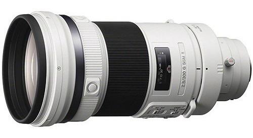 Sony 300mm F/2.8 G Ssm Ii 300 Lente
