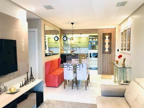 Apartamento Residencial Para Venda   Neo Taigara, Salvador 2 Dormitórios Sendo 1 Suíte, 1 Sala, 2 Vagas, 90,00 M² Úti - Mc002 - 69274551