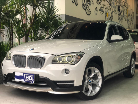 Bmw X1 Sdrive 20i 2015 Top Com Teto Solar