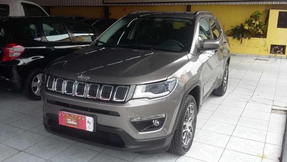 Jeep Compass Sport 2.0 Flex 2020 Automatica Completa 3.800km