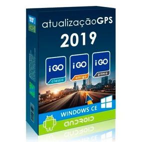Atualização Gps 2019 Igo8 + Amigo + Primo 3,5 A 8 Poleg.