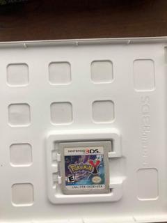 Pokemon Y Para 3ds Solo Cartucho