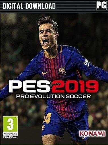 Pro Evolution Soccer 2019 - Steam